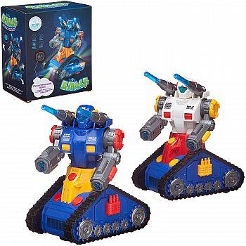 Робот Junfa Бласт Галактический воин, электромеханический со световыми и звуковыми эффектами