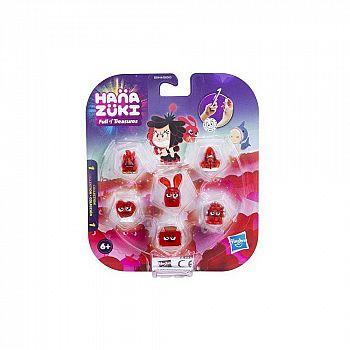 Фигурка Hasbro HANAZUKI 6 фигурок-сокровищ в упаковке