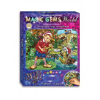 Мозаика Magic Gems Буратино