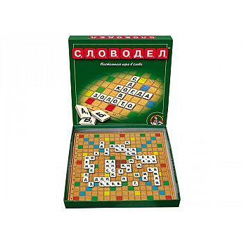 Настольная игра Десятое королевство СЛОВОДЕЛ зеленая коробка
