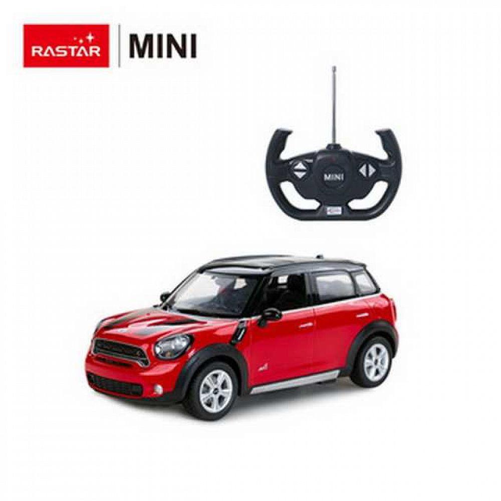 Машина р/у 1:14 Mini Countryman Цвет Красный 27MHZ