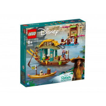 Конструктор LEGO DISNEY PRINCESS Лодка Буна