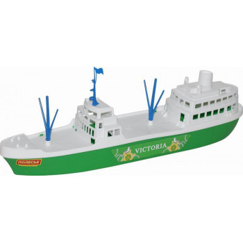Корабль Виктория 46,3х9,5х15 см.