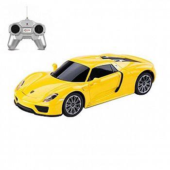 Машина р/у 1:24 Lamborghini HURAC?N LP 610-4 Цвет Желтый 2.4G