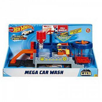Игровой набор Mattel Hot Wheels Сити МегаАвтомойка
