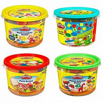 Набор для творчества Hasbro Play-Doh Пластилин для лепки Ведерочко