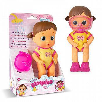 Кукла IMC Toys Bloopies для купания Lovely, в открытой коробке, 24 см