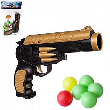 Пистолет Junfa, стреляющий шариками, в пакете