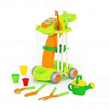 Игровой набор ПОЛЕСЬЕ Садовый 11 предметов