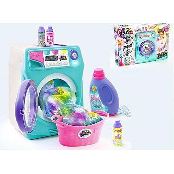 """Набор для экспериментов Canal Toys SO SLIME DIY серии """"Tie-Dye"""" Стиральная машинка"""