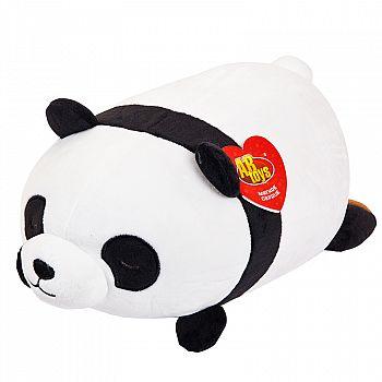 Super soft. Панда, 27 см игрушка мягкая