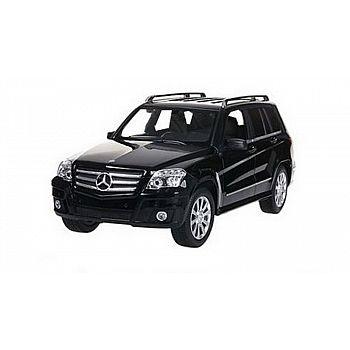 Машина р/у 1:24 Mercedes GLK, 20х7,6х8,1см, цвет чёрный 27MHZ