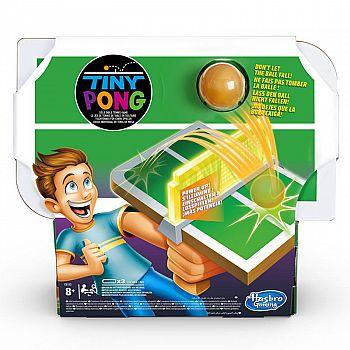 Настольная игра Hasbro Gaming Игра комнатная Мини Понг
