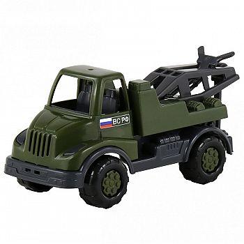 Автомобиль военный эвакуатор Кнопик