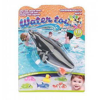 """Игрушка для ванной Abtoys Веселое купание """"Пингвин"""" заводной"""