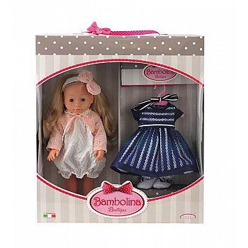 Кукла DIMIAN Bambolina Boutique Модница, 40 см