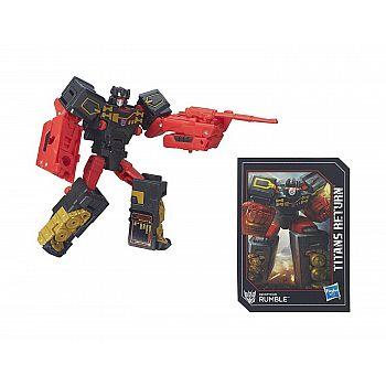 Робот-трансформер Hasbro TRANSFORMERS Дженерейшнз Войны Титанов Лэджендс