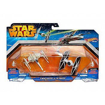 Игровой набор Mattel Hot Wheels Набор Звездных кораблей Серия Star Wars