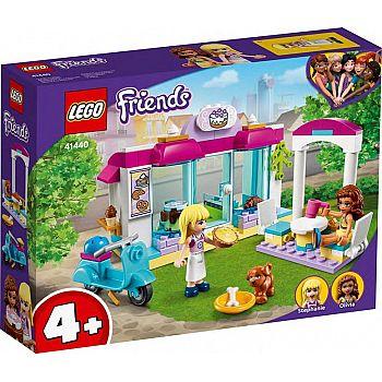 Конструктор LEGO FRIENDS Пекарня Хартлейк-Сити