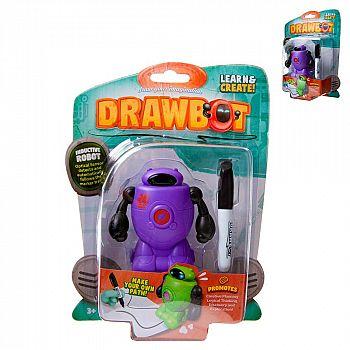 Робот индуктивный DRAWBOT (движение по линии)