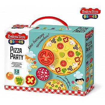 """Настольная игра Десятое королевство """"Pizza Party"""" Baby Toys"""