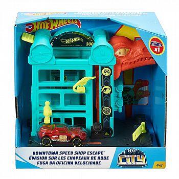 Игровой набор Mattel Hot Wheels Сити Мега