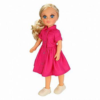 Кукла Весна Анастасия Весна розовое лето пластмассовая озвученная 42 см