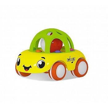 Машинка пластмассовая STELLAR Кнопочка