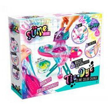 """Набор для экспериментов Canal Toys SO SLIME DIY серии """"Tie-Dye"""" Гладильный набор"""