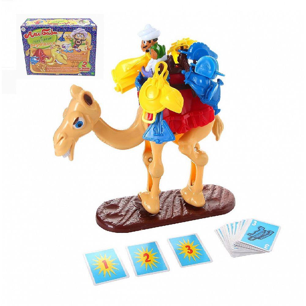 """Настольная игра ABtoys """"Али-Баба и строптивый верблюд"""""""