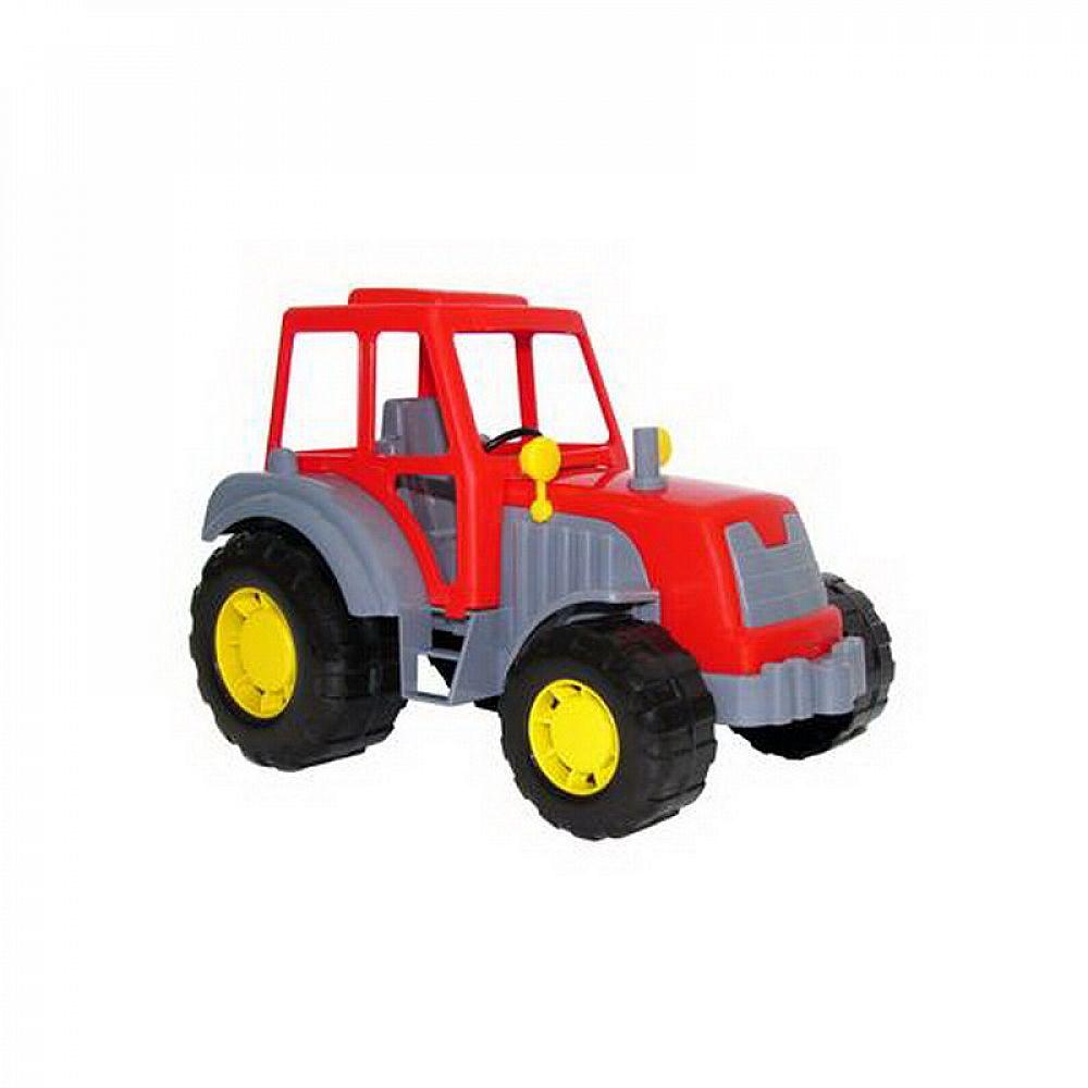Трактор Алтай 28х16,8х18 см.