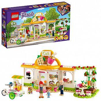 Конструктор LEGO FRIENDS Органическое кафе Хартлейк-Сити
