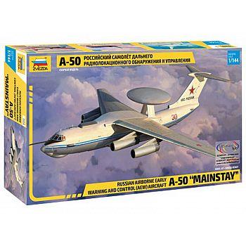 Сборная модель ZVEZDA Самолет А-50