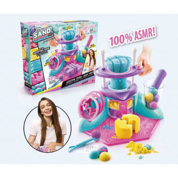 Набор для экспериментов Canal Toys SO SAND DIY Фабрика