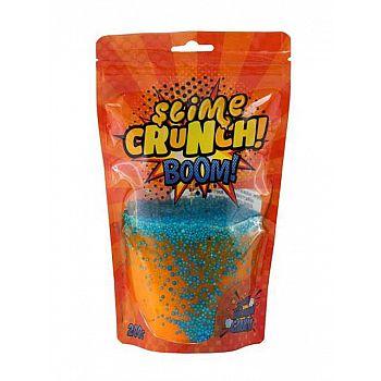 Слайм Slime Crunch BOOM с ароматом апельсина, 200 г