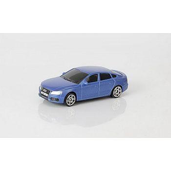 Машинка металлическая Uni-Fortune RMZ City 1:64 AUDI A5, Цвет Синий