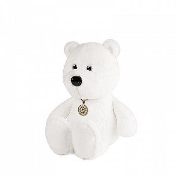 Мягкая Игрушка Fluffy Heart, Полярный Мишка, 25 см
