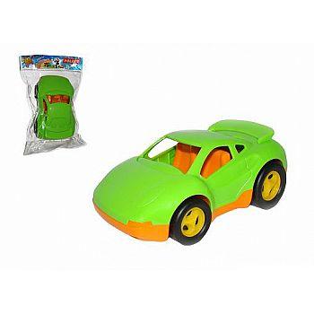 Автомобиль гоночный Вираж (в пакете) 15,5х9х6 см.