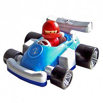 Машина гоночная Молния (Детский сад) 16 см.