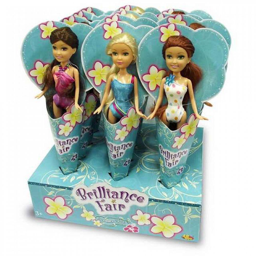 Кукла Brilliance Fair в купальном костюме, 26,7 см