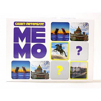 Настольная игра Десятое королевство МЕМО Санкт-Петербург 50 карточек