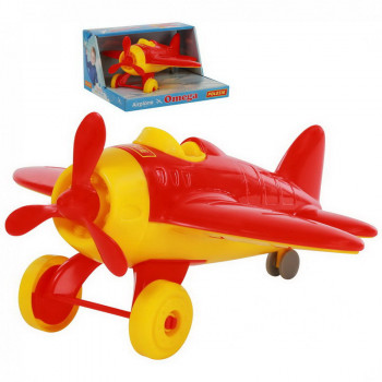 "Самолёт ""Омега"" (в коробке) 22,5х24х11,5 см."