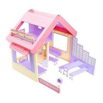 Дом Маленькая принцесса в чемодане 40*34*38см