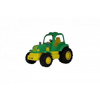 Трактор Крепыш 21.2х13х13,7 см.