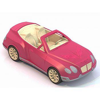 Машина Кабриолет Нимфа 44х19х15 см.