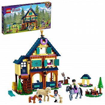 Конструктор LEGO Friends Лесной клуб верховой езды
