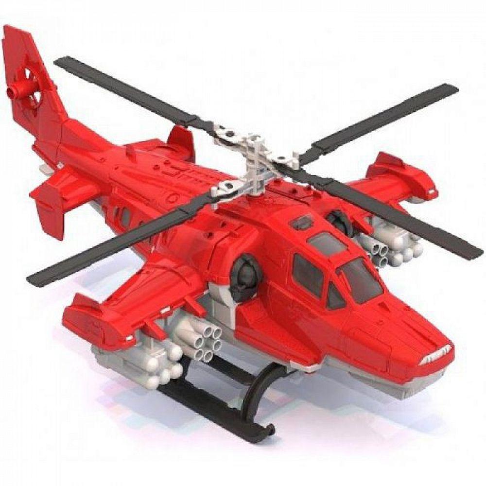 Вертолет Пожарный 40х27х15,5 см.
