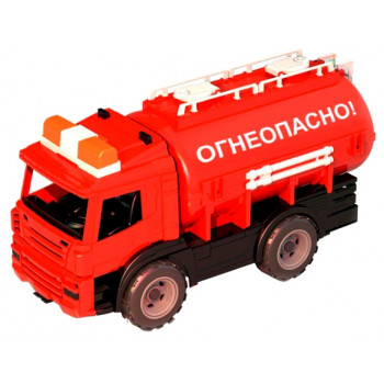 Машина цистерна Огнеопасно 43х19,5х22,5 см.
