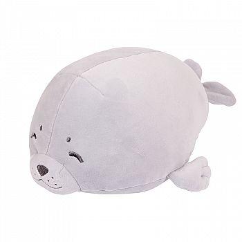 Super soft. Морской котик серый, 27 см игрушка мягкая