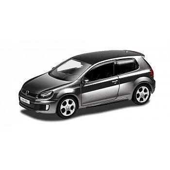 Машинка металлическая Uni-Fortune RMZ City 1:32 Volkswagen Golf GTI (цвет черный)